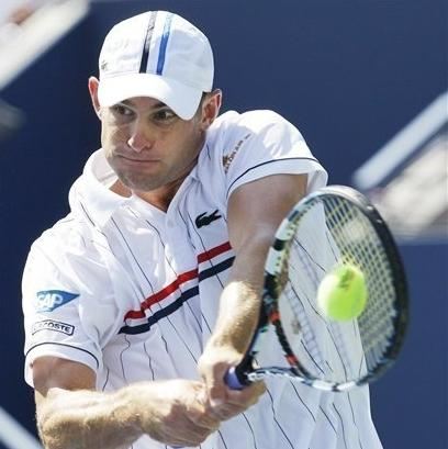 A look at Andy Roddick through the years (4/4)