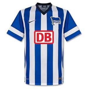 Hertha Berlin jersey